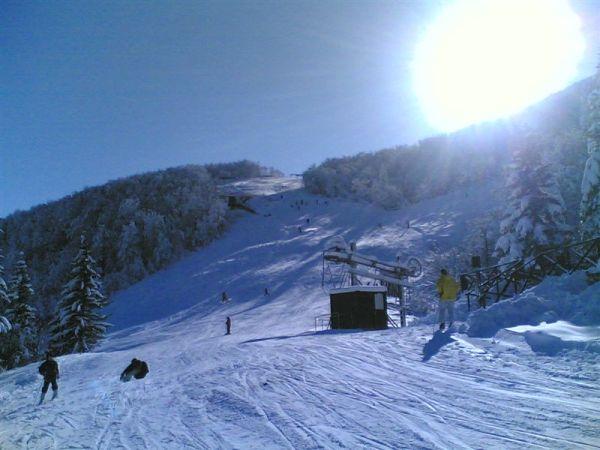 Test trka Evropa kupa u alpskom skijanju 11. februara na Bjelašnici
