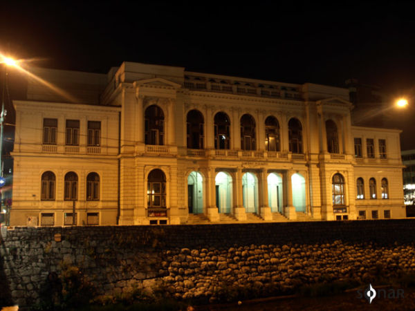 """Predstava """"Ženidba"""" na sceni Narodnog pozorišta Sarajevo 21. januara"""