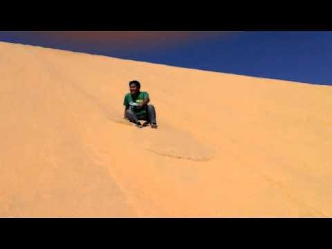 Zagonetka pjevajućeg pijeska