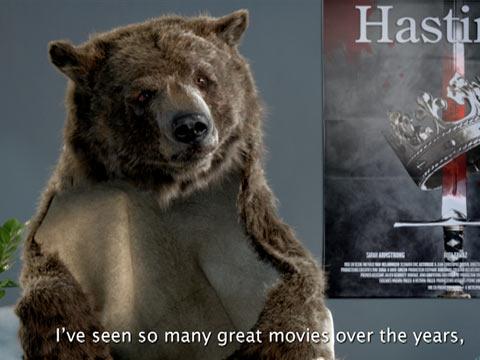 """Najzanimljivije reklame: """"Medvjed"""" Canal +"""