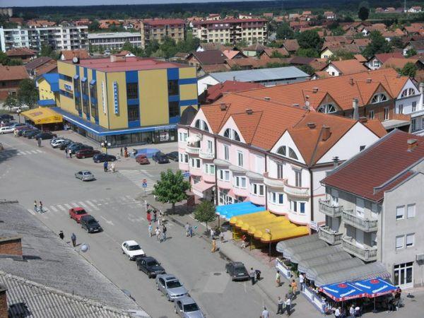 Horion Bosna: Odžak