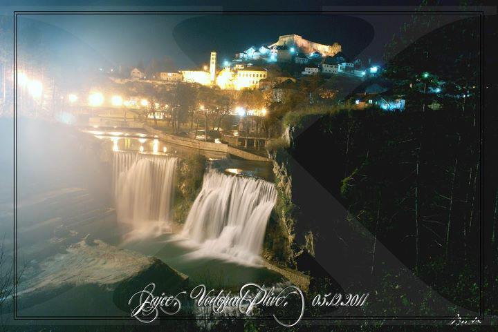 Horion Bosna: Jajce