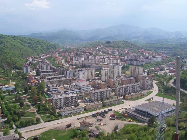 Horion Bosna: Banovići