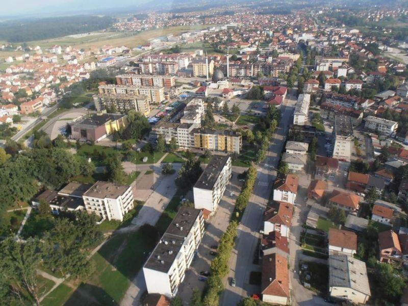 FOTO: Grad Živinice