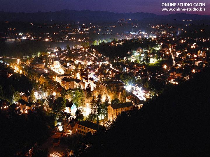 Horion Bosna: Cazin