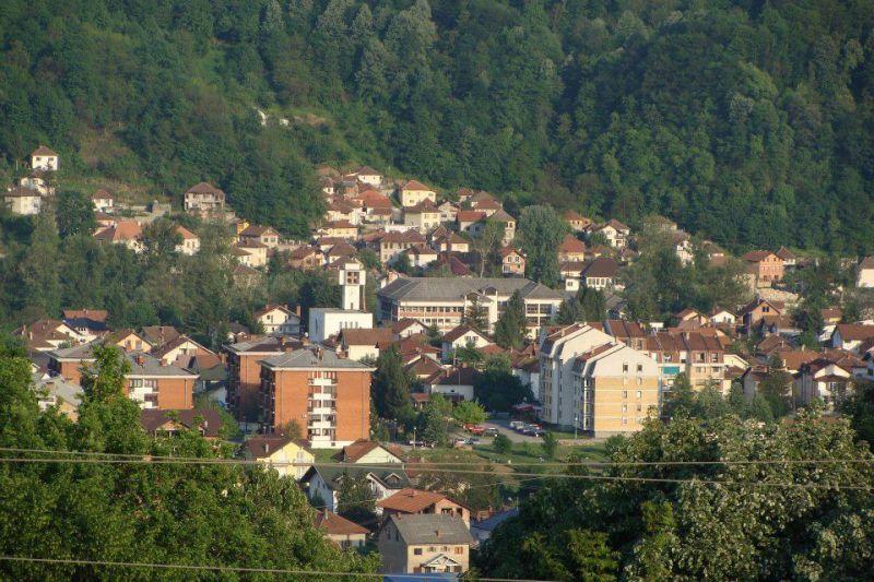 Horion Bosna: Maglaj