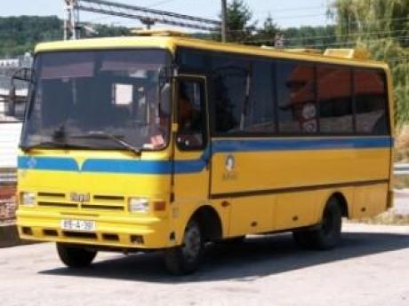 Klix: Vozač GRAS-a uzeo kombi i vozi putnike prema Mahmutovcu