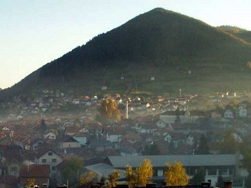 Horion Bosna: Visoko