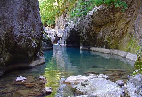 Kanjon rijeke Rakitnice