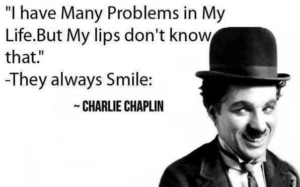 10 veličanstvenih misli Čarli Čaplina