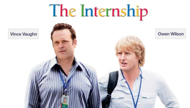 Pripravnici (The Internship) 2013.