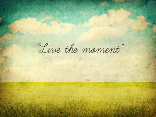 """Ne čekajte """"pravi"""" trenutak, uzmite trenutak i učinite ga Pravim"""