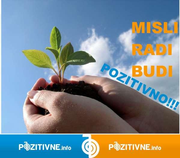 Pozitivne misli – Vaš život su vaše misli!