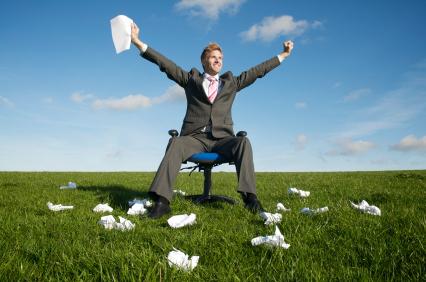 Budite sretni na poslu koji obavljate