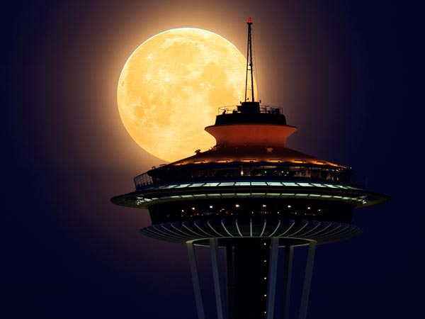 Super mjesec će večeras obasjati nebo