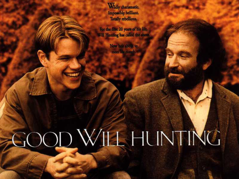 Dobri Will Hunting (Good Will Hunting) 1997.
