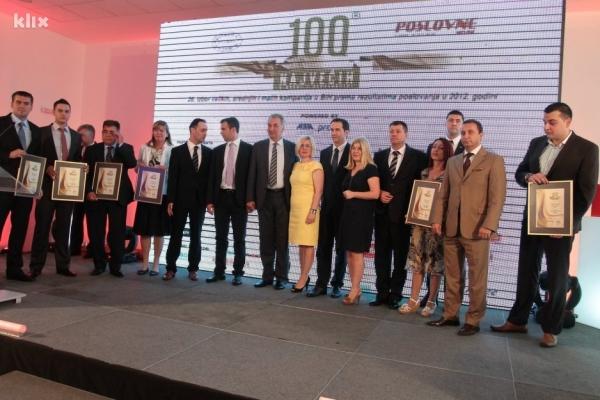 100 najvećih u privredi: Najbolje firme u BiH