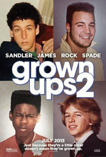 Starci 2 (Grown Ups 2) 2013.