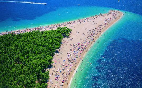 Najljepše plaže Dalmacije