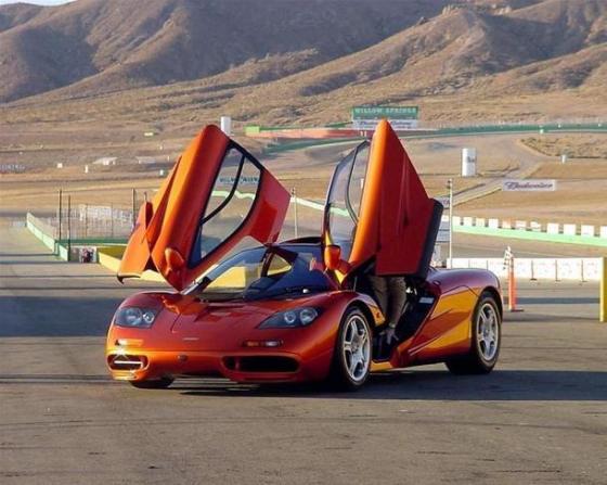 Novi McLaren F1