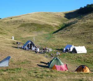 Zelengora: Katuni puni djece, turista i planinara