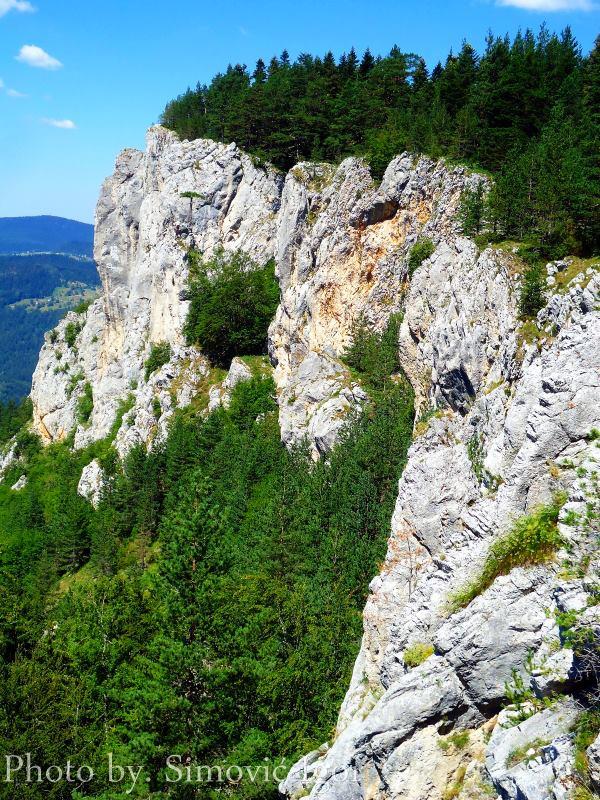 Crvene stijene: Romanija