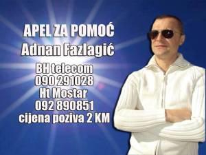 Adnan Fazlagić: Kažu mi da sam medicinski fenomen, a ja samo imam volju za životom