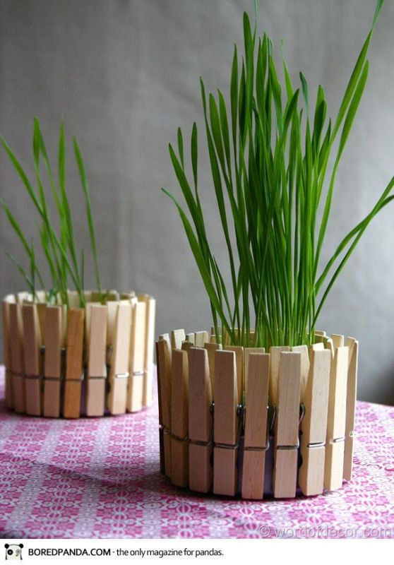 Kreativne ideje: Vaza za cvijeće
