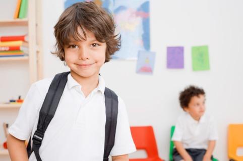 Neka prvi dan škole bude sretan dan