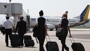 August 2013: Rekordan broj putnika na aerodromima FBiH