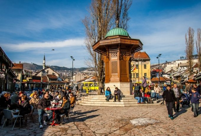 Život u Bosni