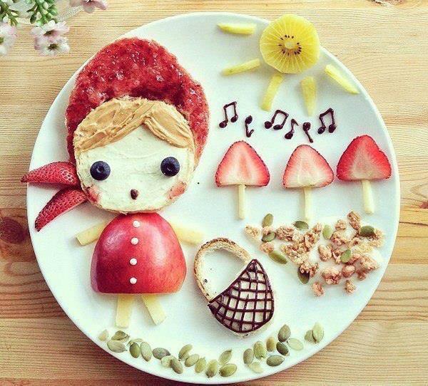 Uz malo kreativnosti, vaši mališani će uživati u jelu
