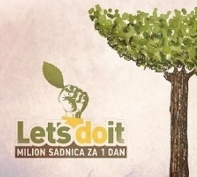 Volonteri će danas pokušati zasaditi milion sadnica