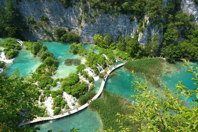 Plitvice Jezero, Hrvatska