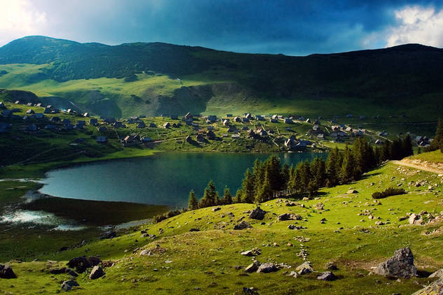Prokoško jezero, Bosna i Hercegovina