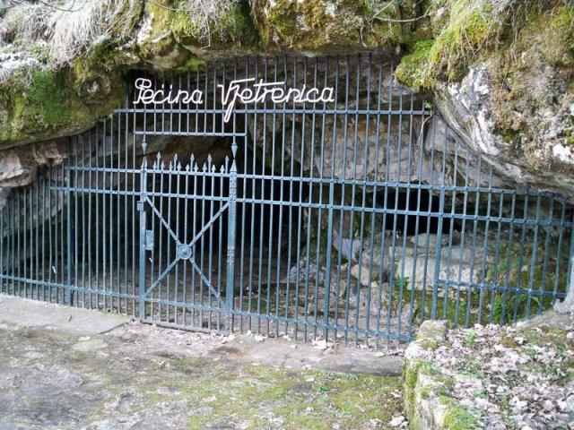Pećina Vjetrenica-Ravno