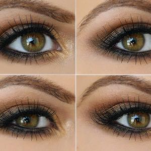 Oči su ogledalo duše : Make up