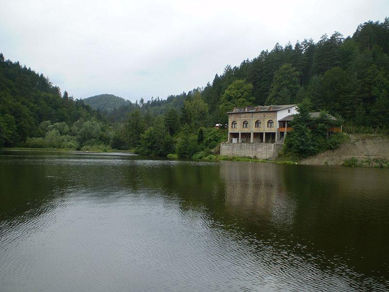 Jezero Breštica Kod Banovića