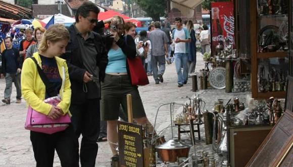 Septembar 2013: BiH posjetilo 92.211 turista