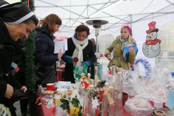 Održan tradicionalni Božićni market