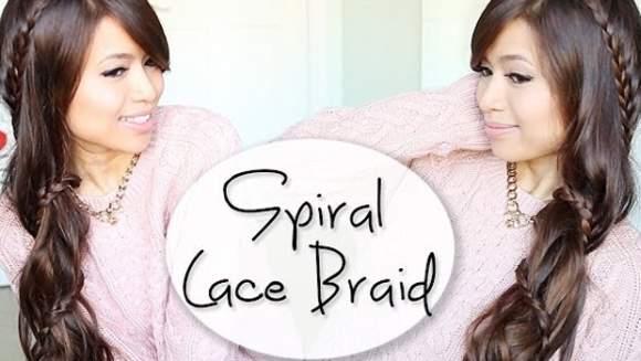 DIY: Spiralna pletenica koja će osvježiti tvoju frizuru