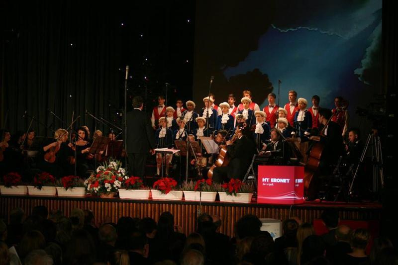 Mozartov Zbor Dječaka nastupio u Sarajevu