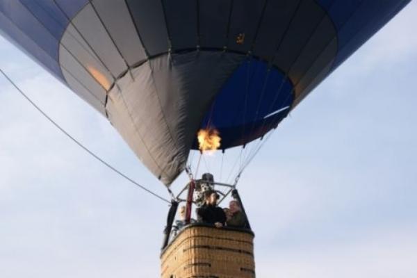 Balon na topli zrak je nova turistička atrakcija na Vlašiću