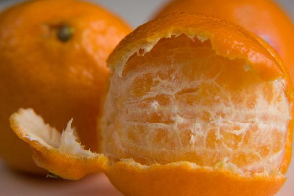 Mandarine kao čuvari jetre