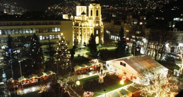 Otvoren Sarajevo Holiday Market
