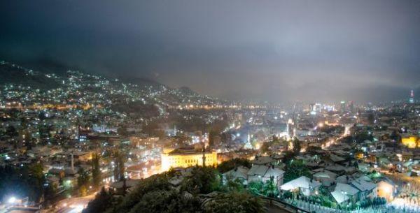 Nova godina: Brojni turisti iz inozemstva u Sarajevu