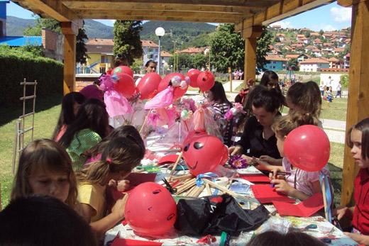 SOS Dječjem vrtiću Mostar uručena donacija u iznosu od 48 000 maraka