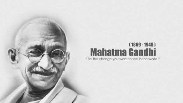 Mahatma Gandhi: 10 pravila za mijenjanje svijeta