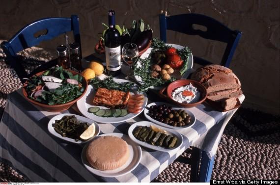 Mediteranska hranaka - huffingtonpost.com