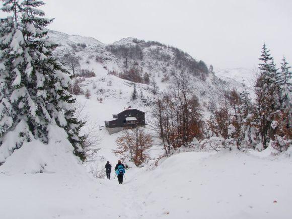 Nova 2014. godina u planinarskim domovima